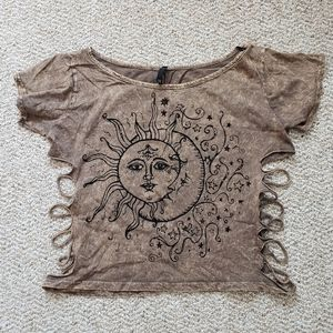Love Couture Sun Top